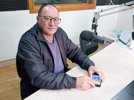 Prefeito de Tigrinhos destaca novos projetos da Município