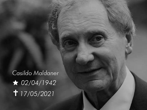 Morre Casildo Maldaner, ex-governador de Santa Catarina