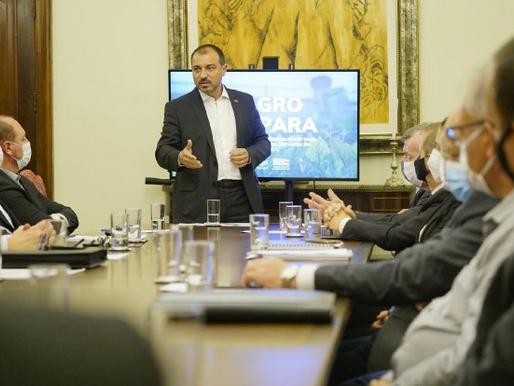 Governador propõe novas ações de combate à estiagem para a bancada do Oeste da ALESC