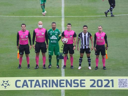 Chapecoense perde para o Figueirense e se complica no Catarinense