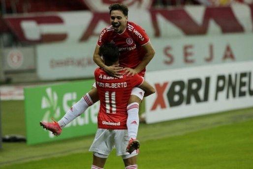 Internacional goleia o Juventude e vai à final do Campeonato Gaúcho