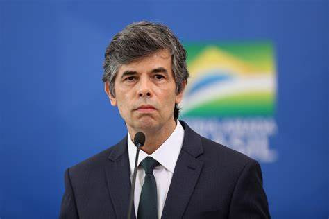 Ex-ministros Mandetta e Teich depõe hoje na CPI do Covid