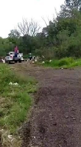 Vereador de Maravilha flagra descarte irregular de lixo