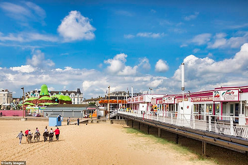 Day trip to Great Yarmouth - Adult seat