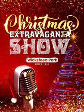 Wicksteed Park Christmas Extravaganza. Tues 23rd Nov