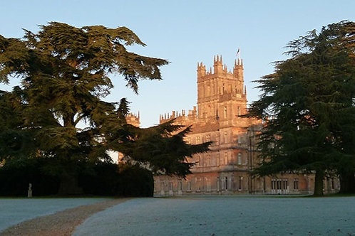 Day trip to Highclere Castle