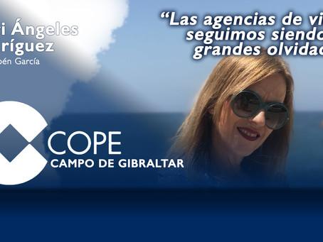 """Mari Ángeles Rodríguez: """"Las agencias de viajes seguimos siendo las grandes olvidadas"""""""