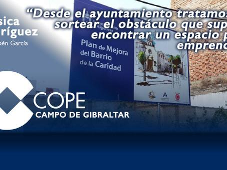 """Yessica Rodríguez: """"Desde el ayuntamiento tratamos de apoyar a los emprendedores"""""""