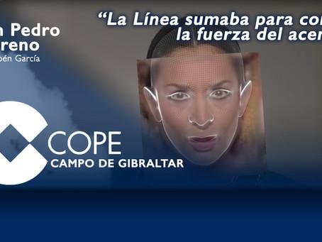 """Juan Pedro Moreno Moyano: """"La Línea sumaba para contar la fuerza del acento"""""""