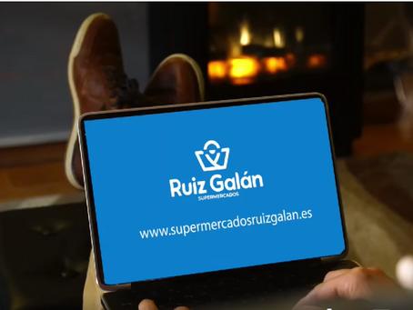 AUDIO | Supermercados Ruiz Galán ahora también `a un click de ti´