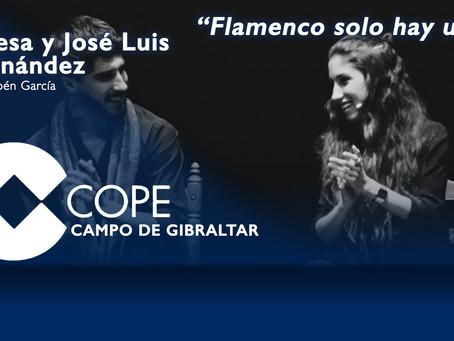 """José Luis y Teresa Hernández: """"Flamenco solo hay uno"""""""