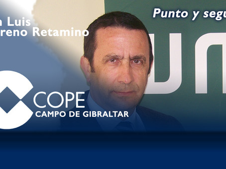 Punto y seguido: Juan Luis Moreno Retamino