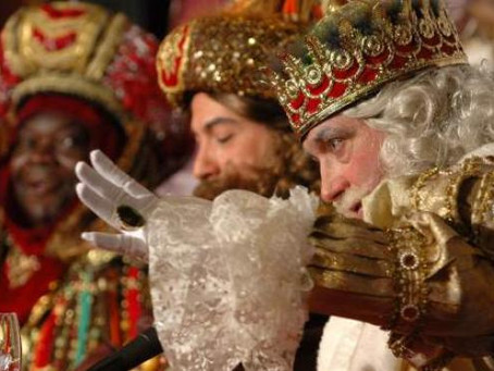 AUDIO| Una empresa linense ofrece visitas de los Reyes Magos a toda la comarca y a domicilio