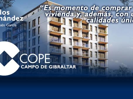 """Carlos Fernández: """"Es momento de comprar una vivienda y, además, con unas calidades únicas"""""""