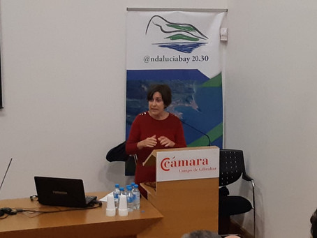 AUDIO | El punto y seguido de AndaluciaBay 2030: Arantza Montero