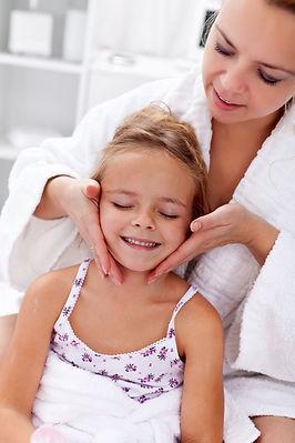 Stage Massage parents-enfants Chambery