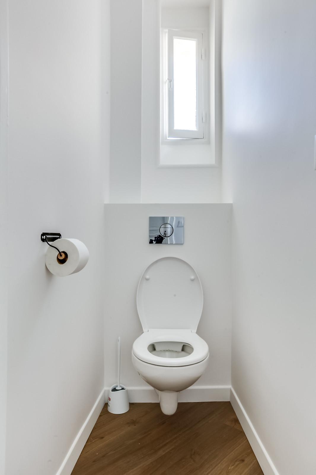 rénovation toilette suspendu