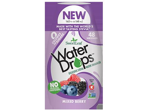 Stevia Water Drops (Multiple Flavors)