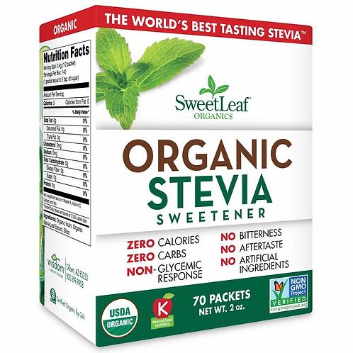 Organic Stevia (70ct)
