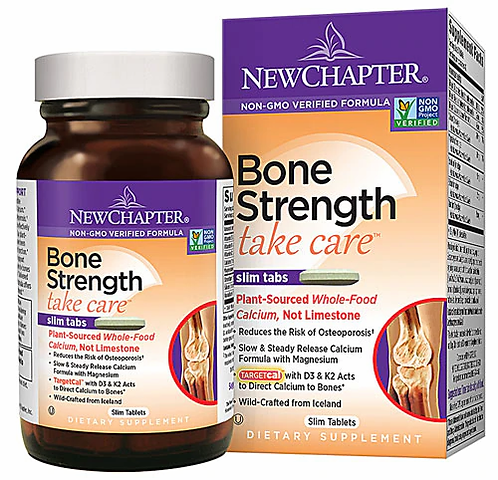 Bone Strength Slim Tabs (120ct)