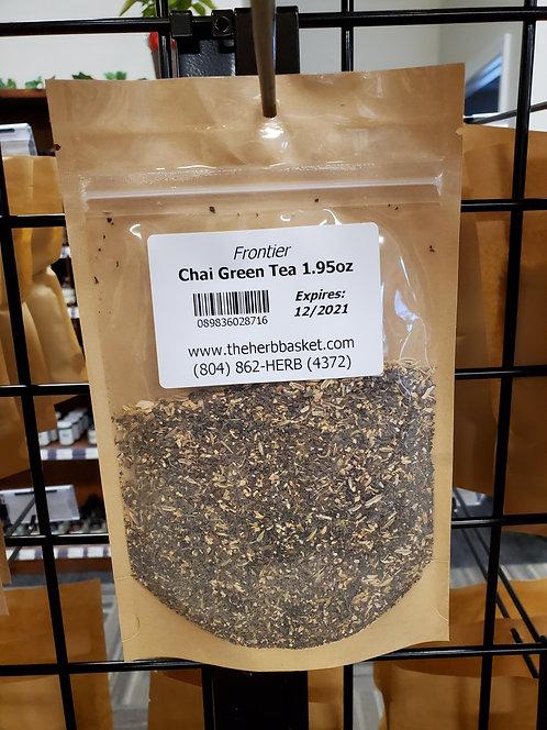 Chai Green Tea 1.95oz