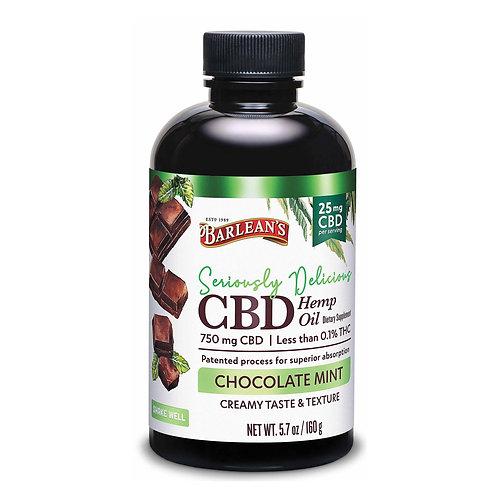 Chocolate CBD Swirl 25mg