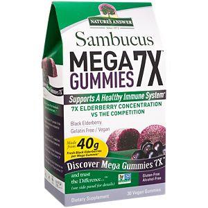 Elderberry 7x Gummies (30ct)
