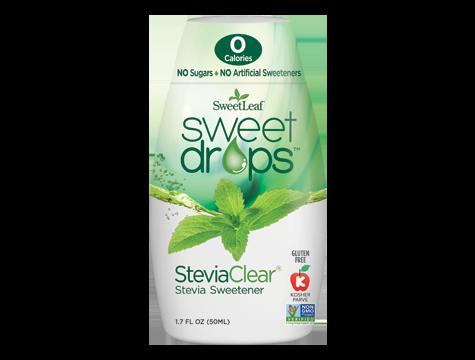 Stevia Sweet Drops (Multiple Flavors)