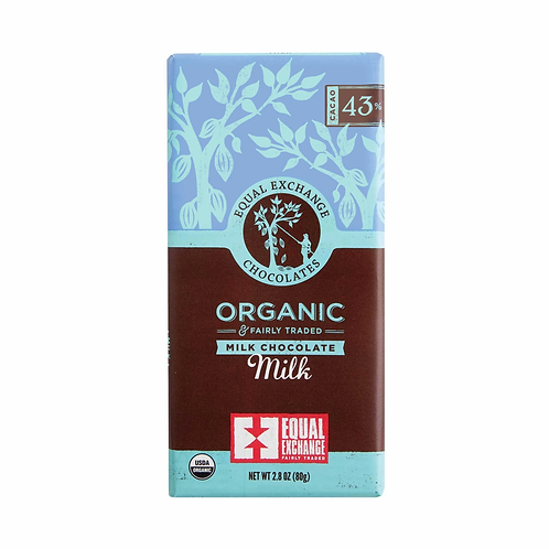 Organic Chocolate Bars (Multiple Flavors)