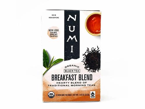 Numi Breakfast Blend Black Tea