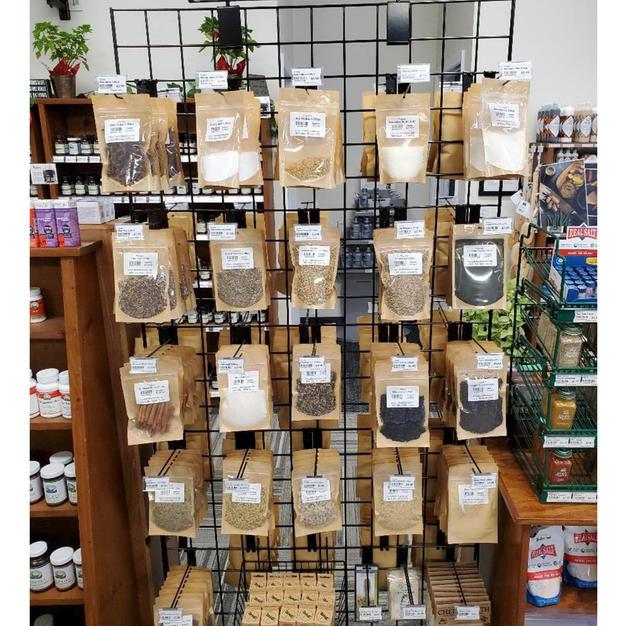 Bulk Herbs & Teas