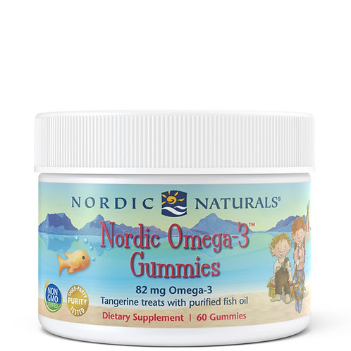 Kids Omega 3 Gummies 60 ct