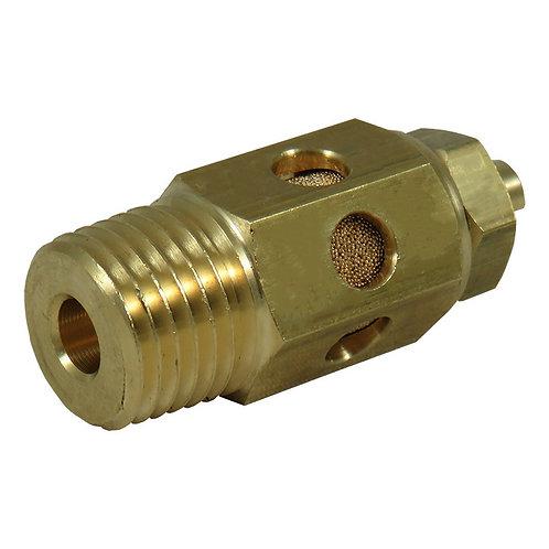 1/4 Muffler Speed Control