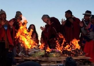 Solstício de Inverno e o Ano Novo Andino