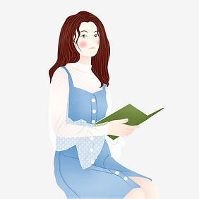 pngtree-woman-reading-a-book-intellectua