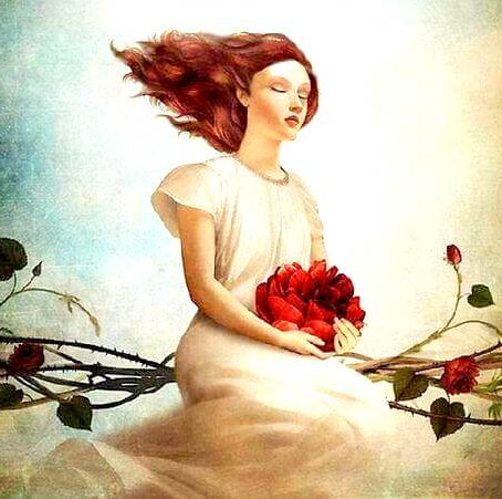 Menopausa  e a  Lua Roxa - Sintomas ou Preparação