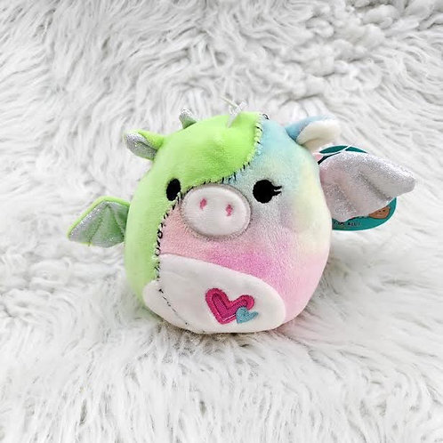 Squishmallows *Desmund & Paisley* NWT  5 inches tall