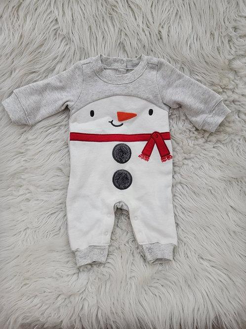 Gymboree Snowman   3 Months