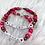 Thumbnail: 'Loverman'| Bead Bracelet| Set of 2