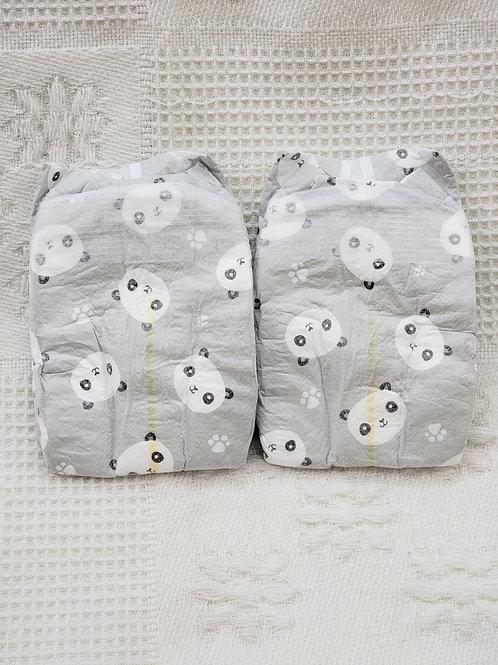 NB  Honest Diapers 🐼  Set of 2