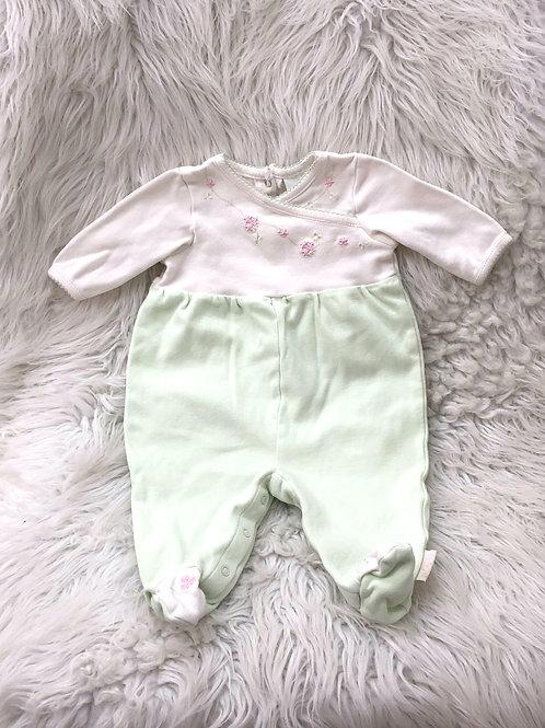 VINTAGE 'Baby Grand' Sleeper| 0-3 MONTHS