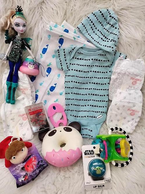Fun Bag! (G4)| Newborn