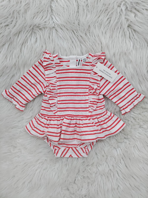 'Janie and Jack' 2pc Dress and Bloomers NWT| 3-6 MONTHS