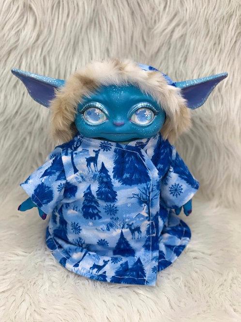Snow Princess Yoda| by tea.artistry