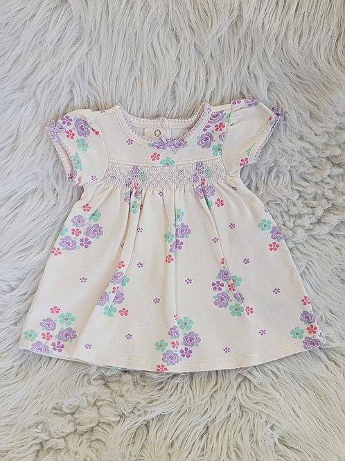 'Koala Baby' *flowers* Dress | 3 MONTHS