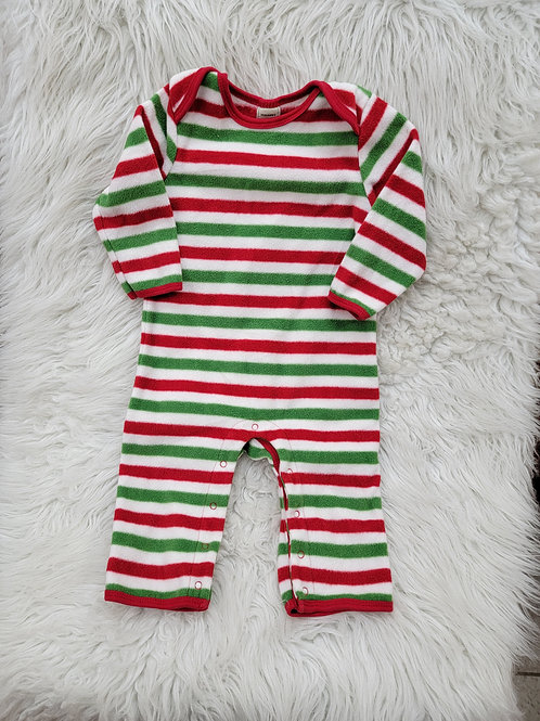 Old Navy Christmas Romper| 6-12 Months