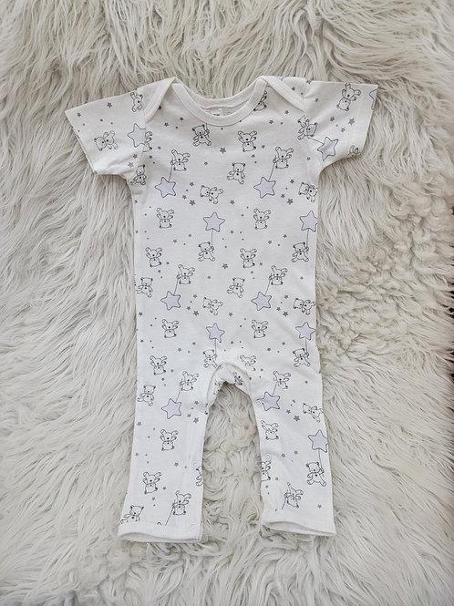 'Baby Views' *bear w/balloon* Sleeper  9-12 MONTHS