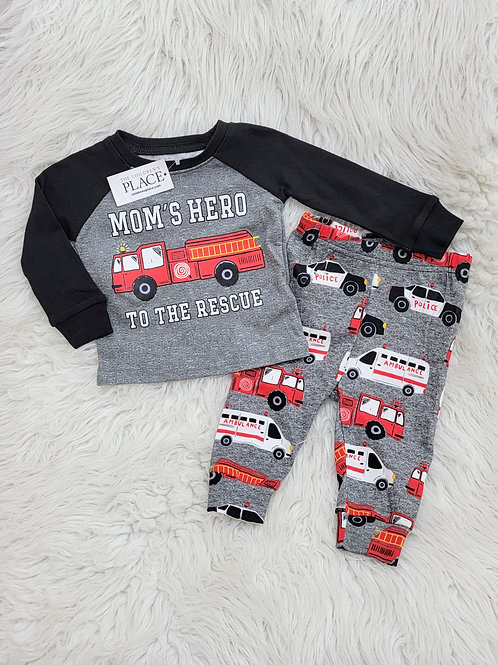 'The Children's Place' 2pc Set NWT| 0-3 MONTHS