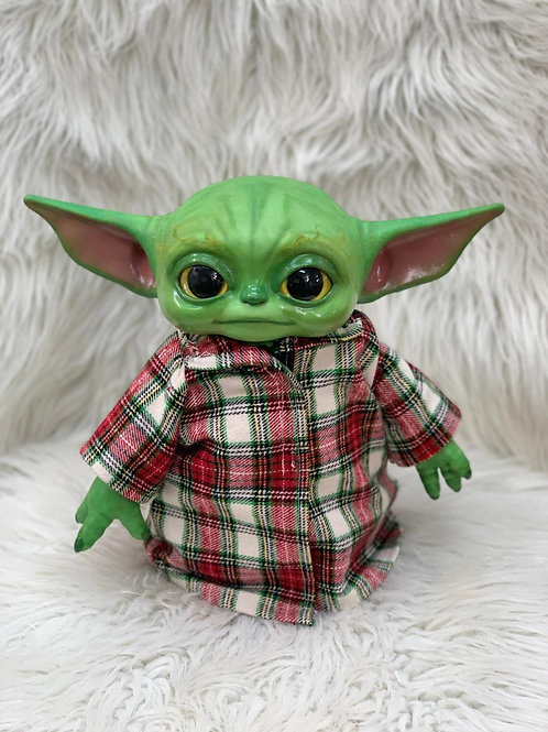'Grinchmas' Yoda| by tea.artistry