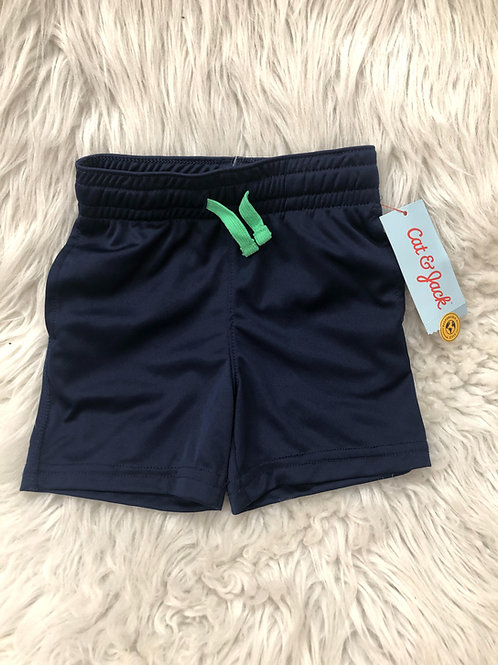 'Cat and Jack' Navy Blue Shorts NWT | 12 MONTHS